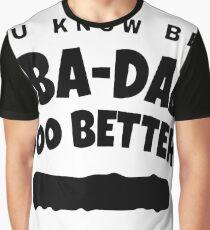 Yabba Dabba Graphic T-Shirt