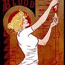 True Blood Nouveau red by Nana Leonti