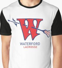 Waterford Lacrosse Team Graphic T-Shirt