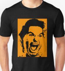 Jack Burton Scream Face 2 Unisex T-Shirt