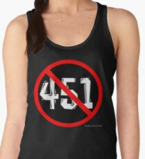 NO 451! Women's Tank Top