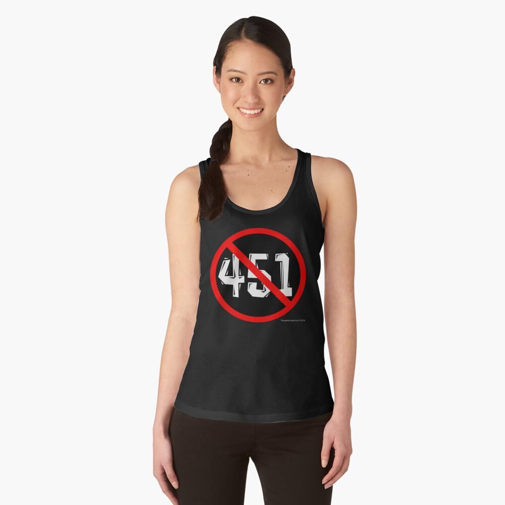 NO 451! Women's Tank Top Front
