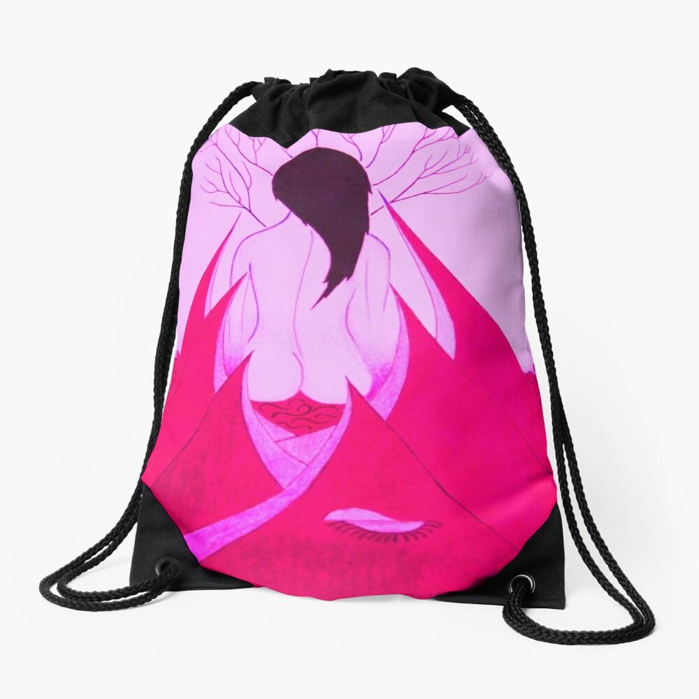 Enchantress Pink Mochila saco