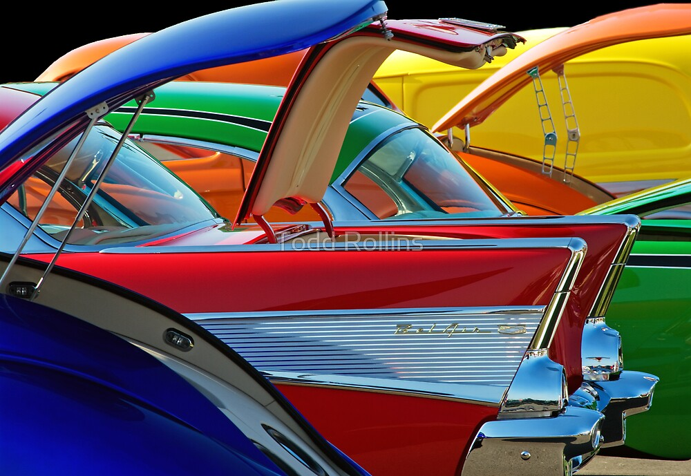 Back To The Car Show. by Todd Rollins
