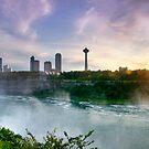 Futuristic Canada by Rob Smith