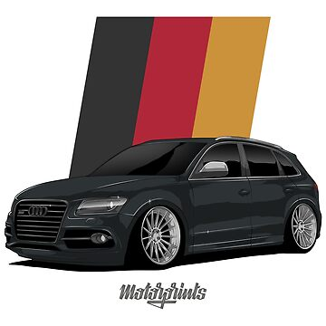 Sport Q5 (black) by MotorPrints