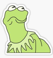 Kermit Drawing Stickers Redbubble