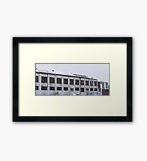 Sign of the Times Framed Print