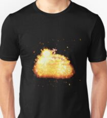 Sloom greens burning Unisex T-Shirt