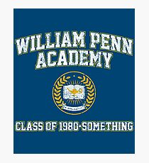 William Penn Academy Class of 1980-Something Photographic Print