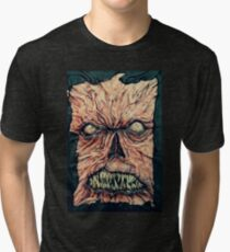 Necronomicon ex mortis Tri-blend T-Shirt