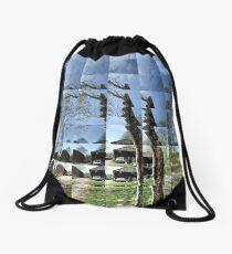 Rural Decay Drawstring Bag