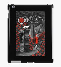 The Outsmarting of Criminals iPad Case/Skin