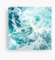 Ozean-Meereswellen Metallbild
