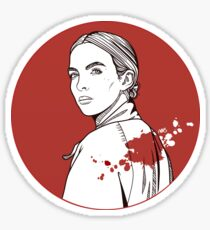 Villanelle - Killing Eve Sticker