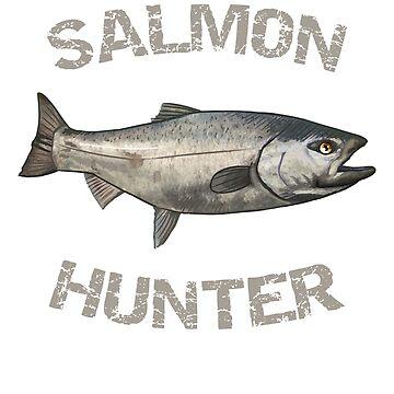 Salmon Hunter   Salmon   Alaska Fishing by blueshore