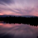 Long Sunset by Dave Warren