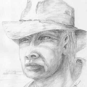 bushman by OutlawArt