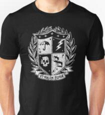 Regenschirm Akademie Crest Slim Fit T-Shirt