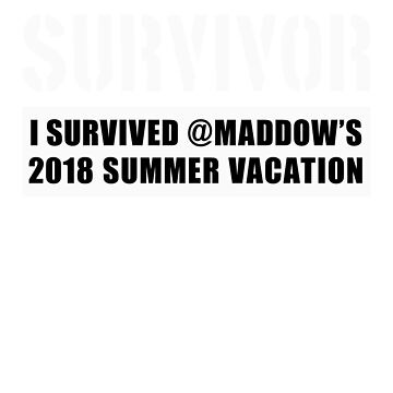 SURVIVOR by BroadcastMedia