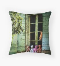 One of them... Throw Pillow