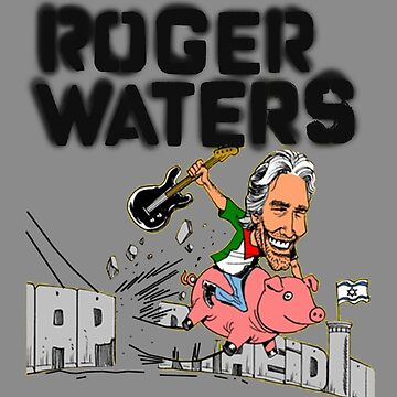Roger Waters Merch by peggymullins