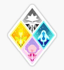 The Great Diamond Authority  Sticker