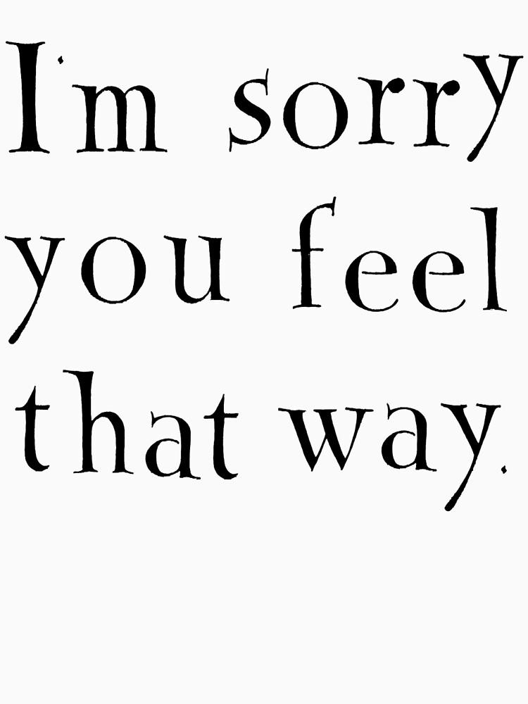 I'm sorry (black text) by Etakeh