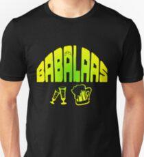 South African t shirt - babalaas - hangover Unisex T-Shirt