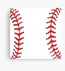 Ball Baseball  Canvas Print