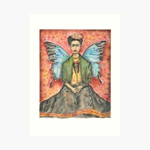 Frida Ulysses Art Print