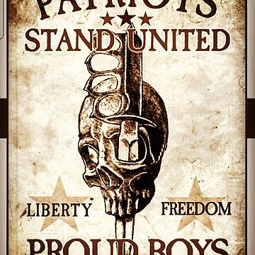 patriot sticker by hrmmm