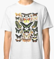 Butterfly specimens Classic T-Shirt