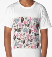 Playful Forest Long T-Shirt