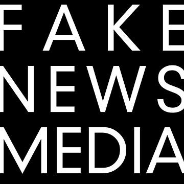 FAKE NEWS MEDIA by abstractee