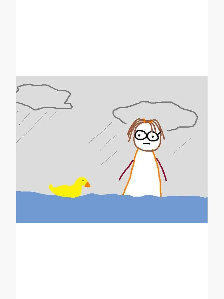 Jenny Quips:  It Rained for 40 days by JennyQuips
