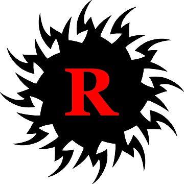R by glowdesigns