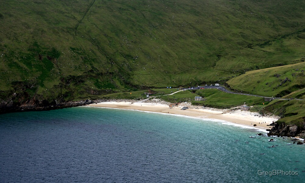 Keem Bay, Achill, Ireland by GregBPhotos