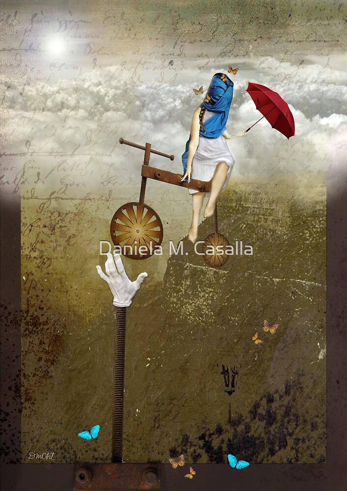 Vertigo by DMCart Daniela M. Casalla