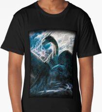 Saphira The Dragon From The Hit Eragon Movie Long T-Shirt