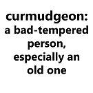 Curmudgeon by MEWS