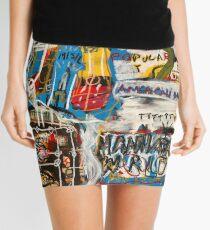 Manhattan World Mini Skirt