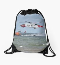 Rhyl Air Sea Rescue Drawstring Bag