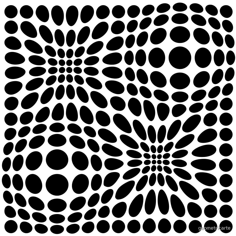 «IN & OUT» de geometricarte