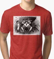 Tweedledum and eedeldeewT Tri-blend T-Shirt