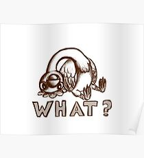 WHAT? Poster