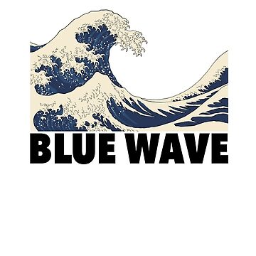 Blue Wave Design by SimpleDees