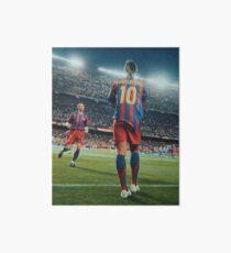 # Ronaldinho Galeriedruck