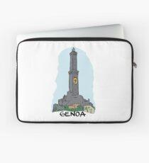 Genoa city in Italy Laptop Sleeve