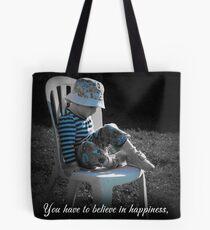 'Believe' Tote Bag